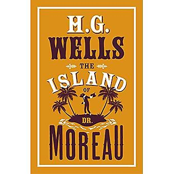 The Island of Dr Moreau (Alma Classics Evergreens)