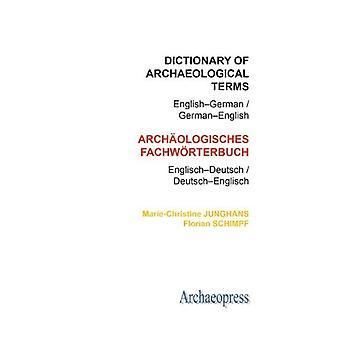 Ordbok av arkeologiska termer