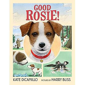 Bra Rosie!