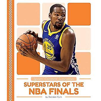 Superestrelas da final da NBA (Sports' maiores Superstars)