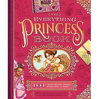 De alles prinses boek