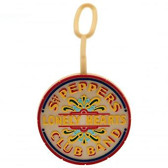 De Beatles Bagage label Sgt Pepper