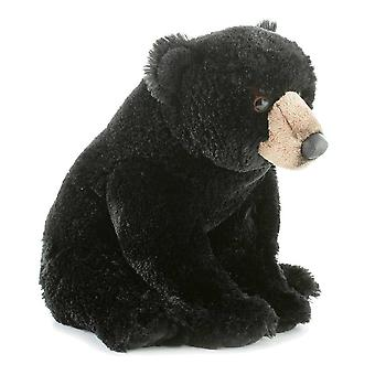 Aurora Flopsies - Blackstone Bear Soft Toy 30cm