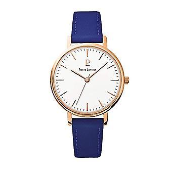 Pierre Lannier Analog quartz mens watch avec cuir 090G916