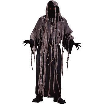 Zombie sideharso aikuisten puku