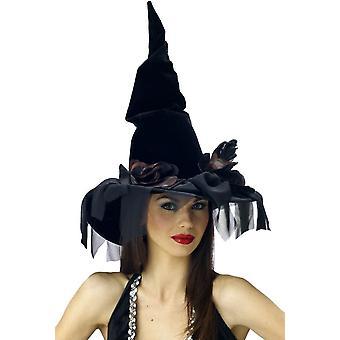 Шляпа ведьмы Делюкс намотки для всех
