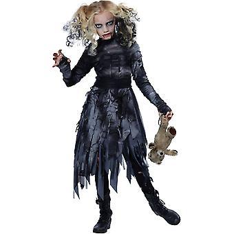 Zombie Girl Child Costume - 21364