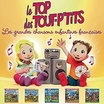 デ宣伝 P'Tits - レ グランデス シャンソン Enfantines フランセ [CD] USA 輸入トップします。