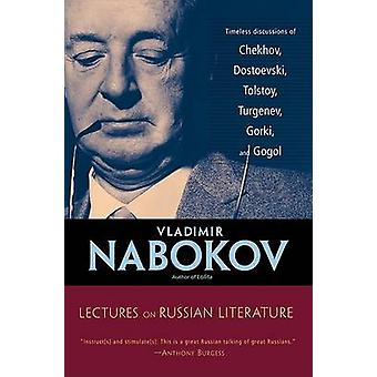 Lectures on Russian Literature by Vladimir Nabokov - 9780156027762 Bo