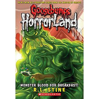 Monster Blood for Breakfast! by R L Stine - 9780606053228 Book