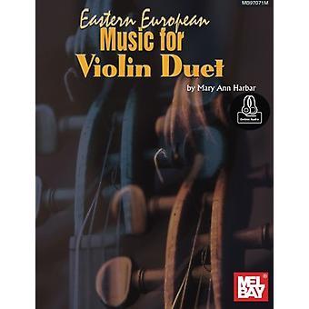Eastern European Music for Violin Duet by Mary Ann Harbar Willis - 97