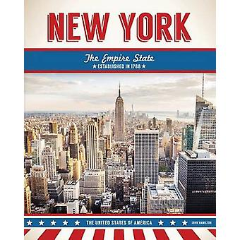 New York by John Hamilton - 9781680783346 Book