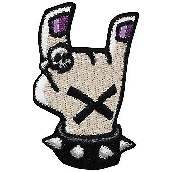 Grindstore Rock Hand Patch