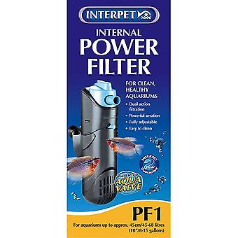 Interpet Internal Power Filter PF1