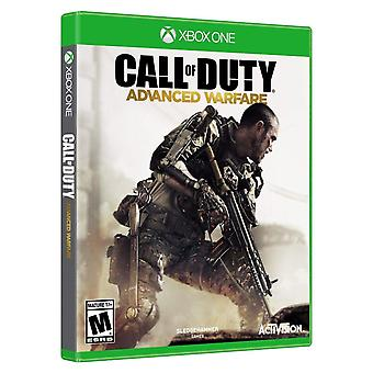 Call of Duty Advanced Warfare Xbox One Game (English/Arabic Box)
