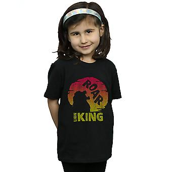 Disney Girls The Lion King Movie Roar camiseta
