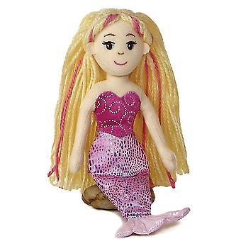 Mer 10 pouces Aurora monde scintille Mermaid Melody