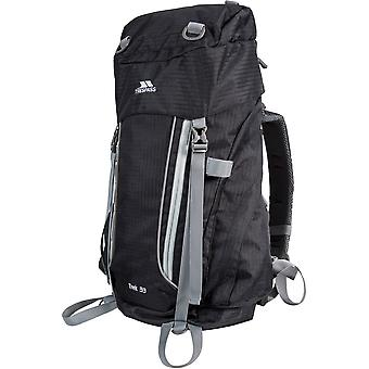 Trespass Mens Trek 33 Padded Supportive Walking Backpack