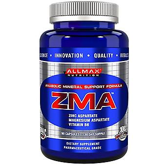 AllMax voeding ZMA anabole minerale ondersteuning formule
