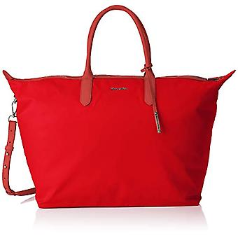 Marina - Women Red Shoulder Bags (Red Pomegranates) 20x39x65 cm (B x H T)