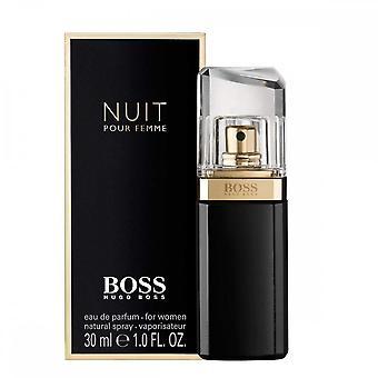 Уго босс Nuit Гетте де-парфюмерный спрей для ее