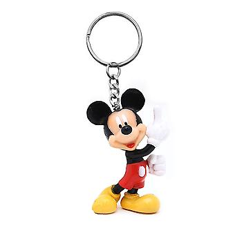 Disney Mickey Mouse Kunststoff Schlüsselanhänger