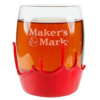 Maker's Mark Rounded Rocks 9 oz. Glass