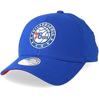 Mitchell & Ness Nba Philadelphia 76ers Low Pro 110 Snapback