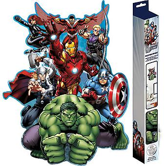 Decal - Marvel - Avengers 18X24 Stickers Kids Games Toys New dc7225