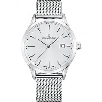 Delbana - Watch - Men - Classic Collection - 41801.694.6.061 - Como