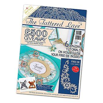 Tattered Lace problemet 28, Multicolfarvede
