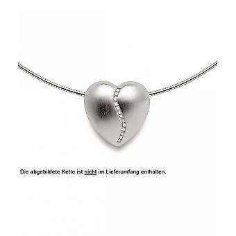 باستيان إنفيرون - قلادة فضية مع الماس - 26580