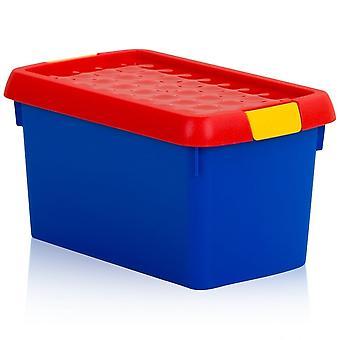 Wham Storage 1.5 Litre Wham Clip Plastic Box With Lid 3.01 Wham Storage 1.5 Litre Wham Clip Plastic Box With Lid 3.01 Wham Range
