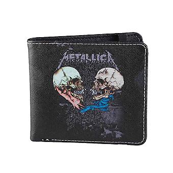 Metallica Wallet Sad But True Band Logo new Official Black Bifold