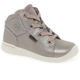 إيكو نيس الدانتيل الفتيات الأحذية الأولى
