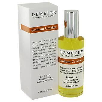 Demeter av Demeter Graham Cracker Köln Spray 4 oz/120 ml (kvinner)