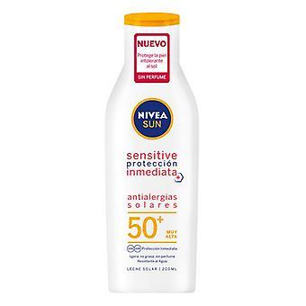 Anti-alérgico Protetor solar Sensível Nivea (200 ml)