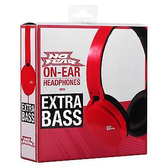 No Fear Unisex Core Headphones