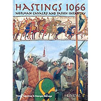 Hastings 1066 by Georges Bernage - 9782840481508 Book
