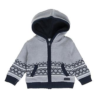 Babybol Boys jacket/Vest Grey melange