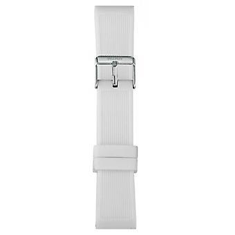 Watch I Am The Watch IAM-305 - White Steel Loop Bracelet / Large 20 mm