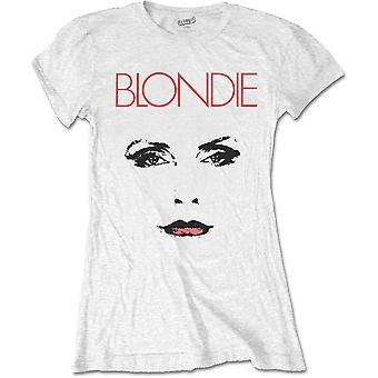 Blondie Debbie Harry Parallel Lines T-Shirt officiel -Dames