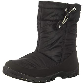 Kids Northside Girls Celeste Ankle Slip On Snow Boots