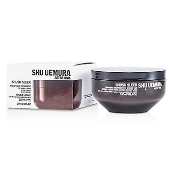 Shu Uemura Shusu Sleek Smoothing Treatment (for Unruly Hair) - 200ml/6oz