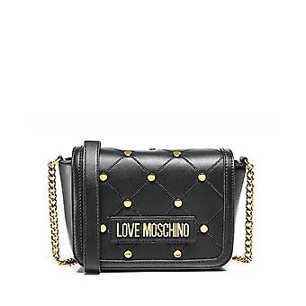 Moschino Love Moschino Small Studded Shoulder Bag