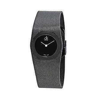 Calvin klein women's watch black k3t234