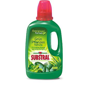 SUBSTRAL® Green Plants Food, 500 ml