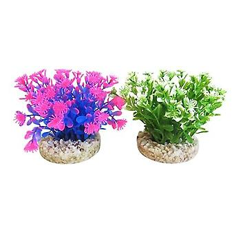 Sydeco Bioaqua buket Sydeco (fisk, dekoration, Artificitial planter)