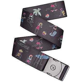 Arcade Macera Aralığı Web Belt ~ Ranger siyah plaj bod