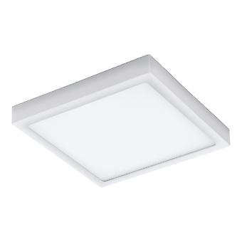 Eglo Argolis - LED Outdoor Flush Plafond Licht Wit IP44 - EG96494